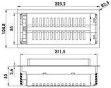 Evoline® backflip USB stopcontactelement_13