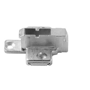 175H7190 9mm Blum montageplaat (kruis)