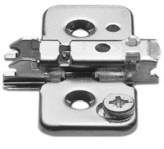173H7100 0mm Blum montageplaat (kruis)