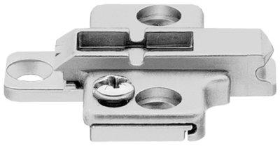 175H7100 0mm montageplaat Blum (kruis)