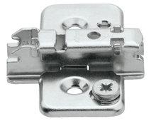 173H7130 3mm Blum montageplaat (kruis)