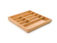 Regolare houten bestekindeling (kastbreedte 400mm)